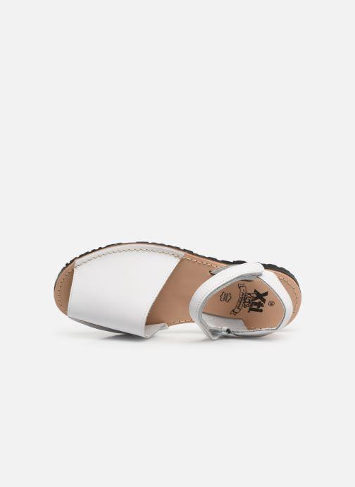 Sandali e scarpe aperte Xti 56878 Bianco immagine sinistra