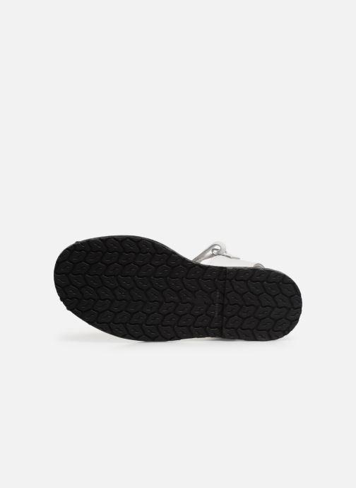 Sandali e scarpe aperte Xti 56878 Bianco immagine dall'alto
