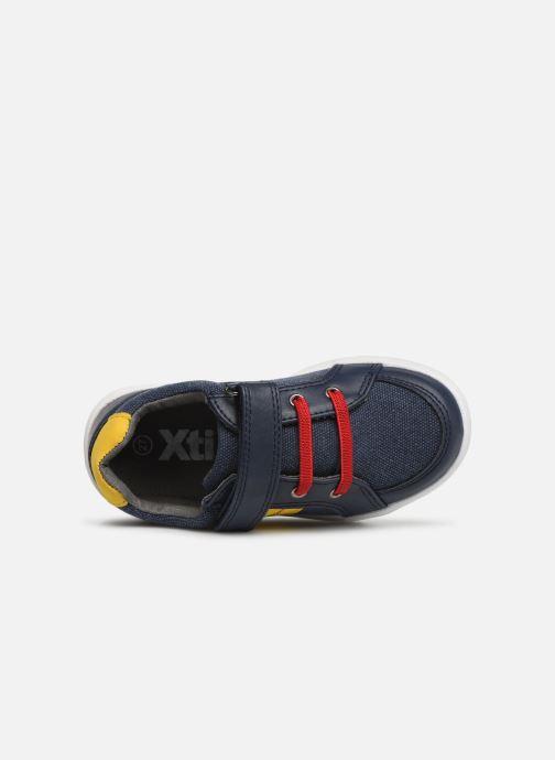 Sneakers Xti 56773 Blauw links