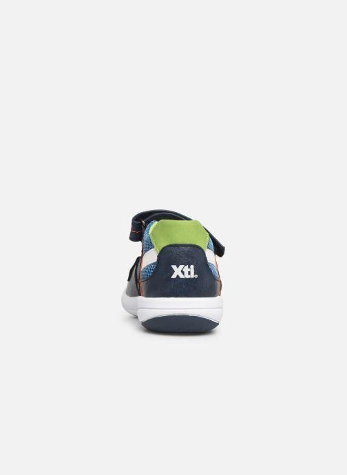 Sandales et nu-pieds Xti 56735 Bleu vue droite