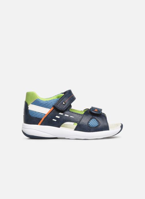 Sandales et nu-pieds Xti 56735 Bleu vue derrière
