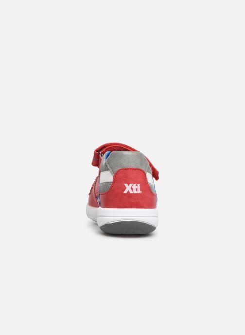 Sandales et nu-pieds Xti 56735 Rouge vue droite