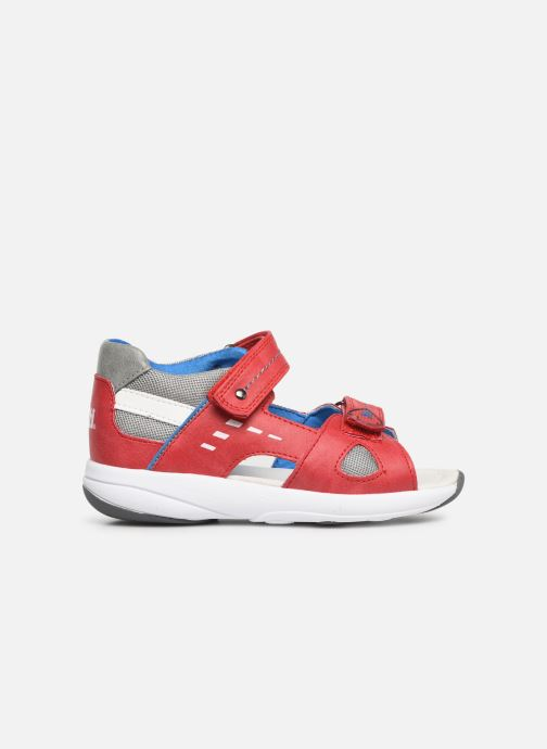 Sandales et nu-pieds Xti 56735 Rouge vue derrière