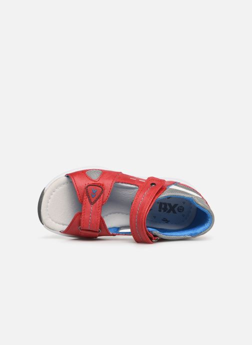 Sandales et nu-pieds Xti 56735 Rouge vue gauche
