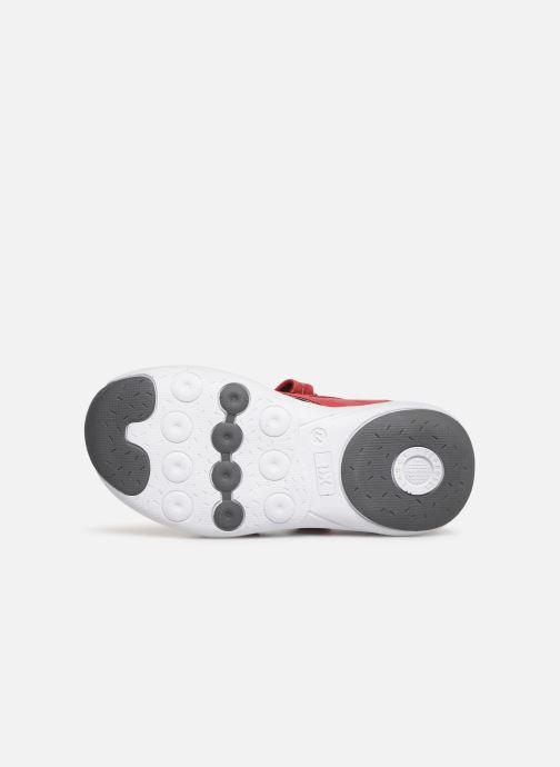 Sandales et nu-pieds Xti 56735 Rouge vue haut