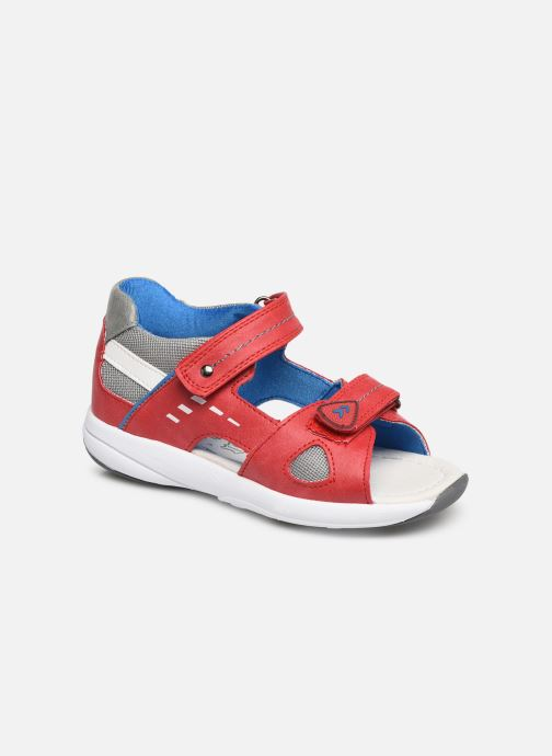 Sandales et nu-pieds Xti 56735 Rouge vue détail/paire