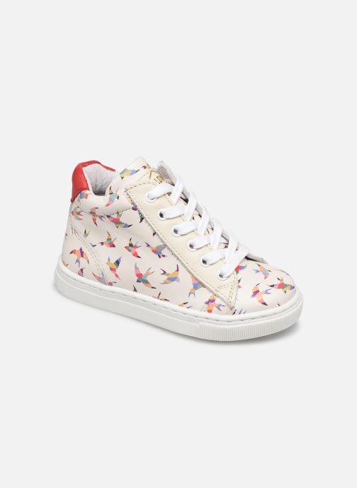 Sneakers P-L-D-M By Palladium Pegas Per Hvid detaljeret billede af skoene