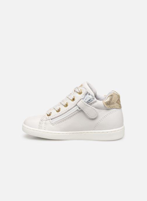 Sneakers P-L-D-M By Palladium SANARY SVG Wit voorkant