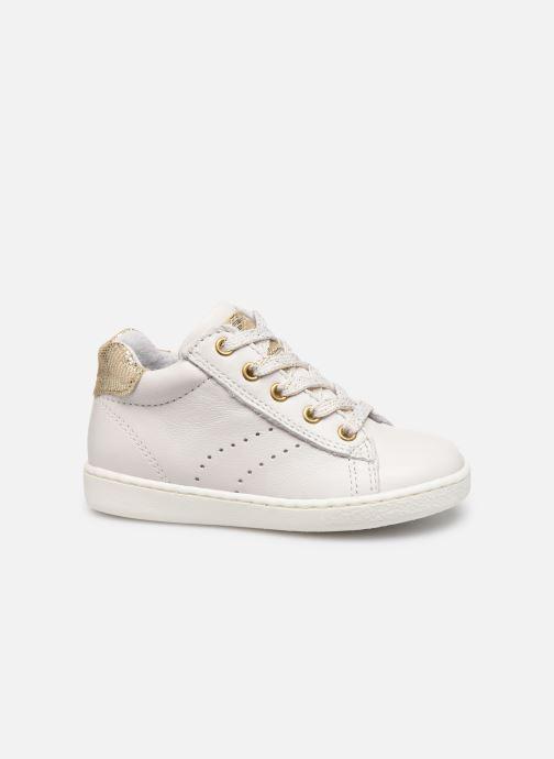 Sneakers P-L-D-M By Palladium SANARY SVG Wit achterkant