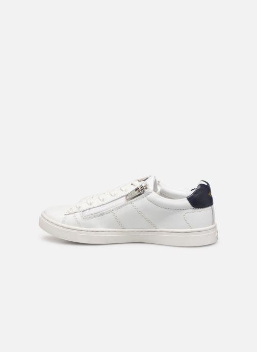 Sneakers P-L-D-M By Palladium Vesco Wit voorkant