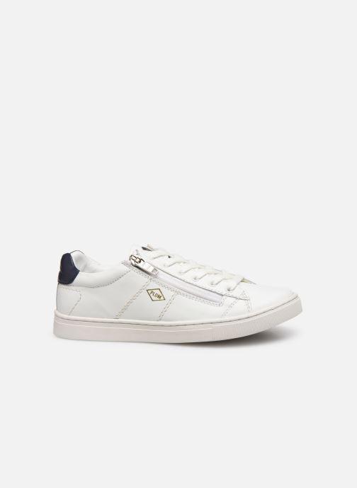 Sneakers P-L-D-M By Palladium Vesco Wit achterkant