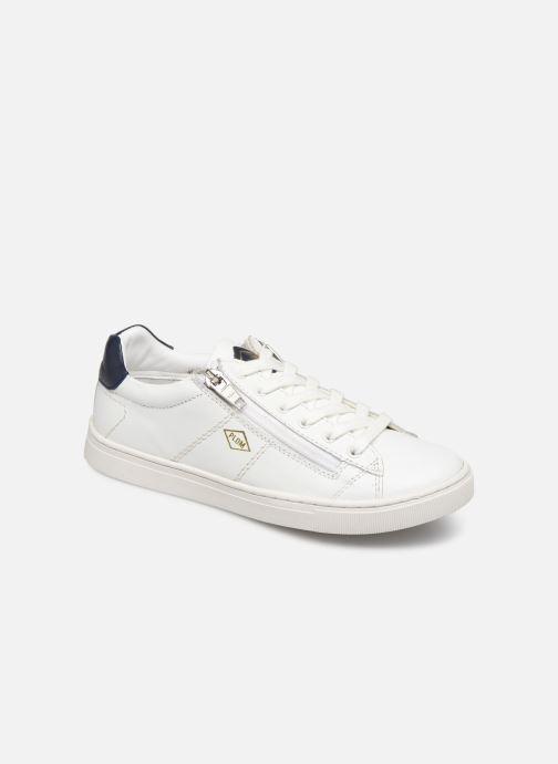 Sneakers P-L-D-M By Palladium Vesco Wit detail