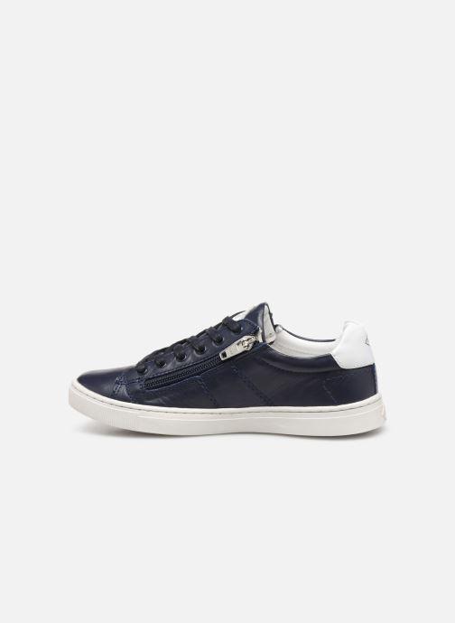 Sneakers P-L-D-M By Palladium Vesco Blauw voorkant