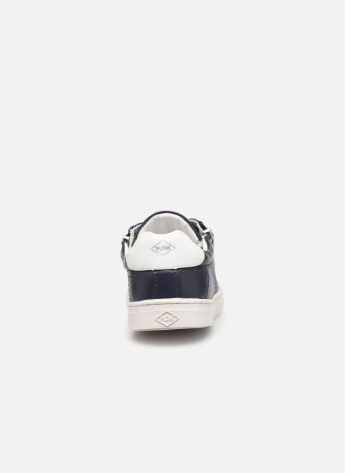 Sneakers P-L-D-M By Palladium Vesco Blauw rechts