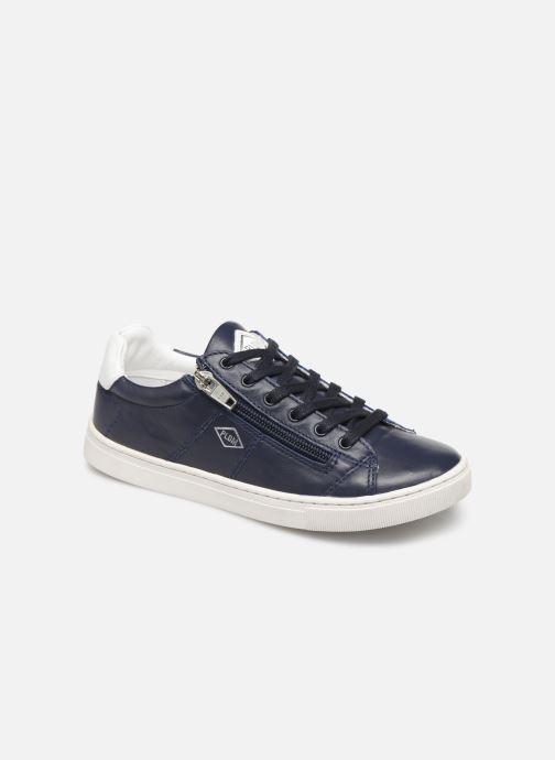 Sneakers P-L-D-M By Palladium Vesco Blauw detail
