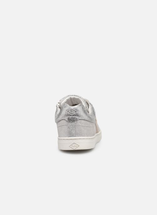 Sneakers P-L-D-M By Palladium Vectible Zilver rechts