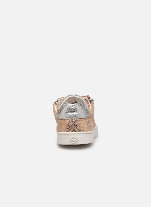Sneakers P-L-D-M By Palladium Vesco Fl Goud en brons rechts