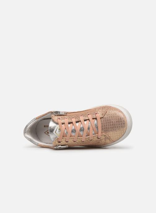 Sneakers P-L-D-M By Palladium Vesco Fl Goud en brons links