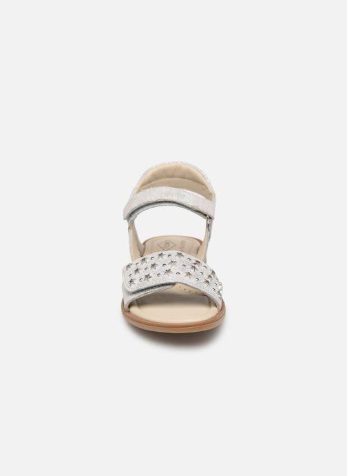 Sandales et nu-pieds P-L-D-M By Palladium Sandy Argent vue portées chaussures