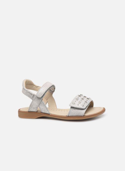 Sandals P-L-D-M By Palladium Sandy Silver back view