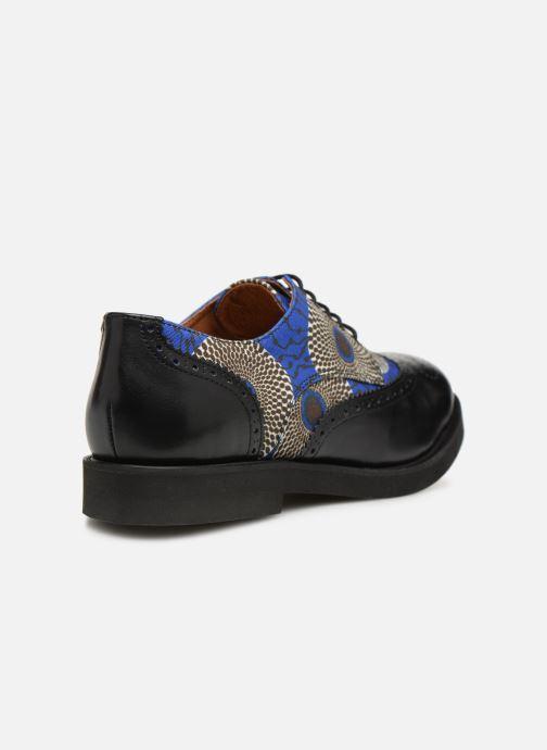Zapatos con cordones Made by SARENZA Pastel Affair Chaussures à Lacets #4 Azul vista de frente