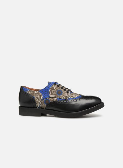 Veterschoenen Made by SARENZA Pastel Affair Chaussures à Lacets #4 Blauw detail