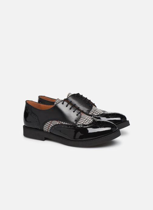 Veterschoenen Made by SARENZA Pastel Affair Chaussures à Lacets #4 Zwart achterkant