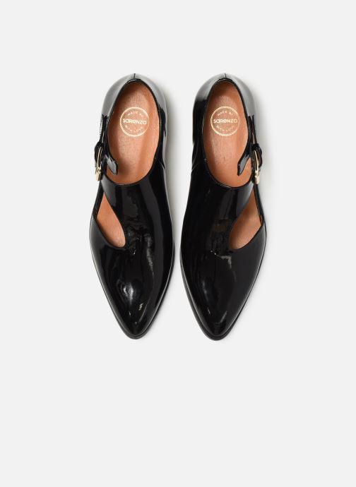 Mocassins Made by SARENZA Pastel Affair Chaussures à Lacets #2 Noir vue portées chaussures