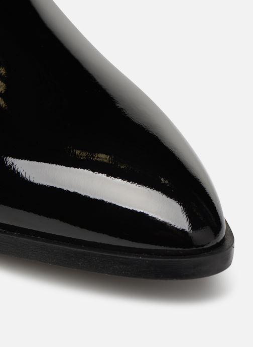 Mocassins Made by SARENZA Pastel Affair Chaussures à Lacets #2 Noir vue gauche