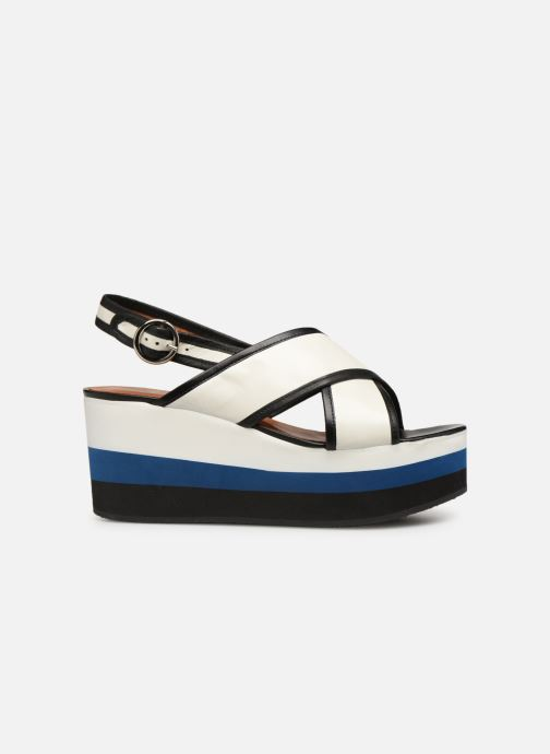 Sandales et nu-pieds Made by SARENZA Sport Party Sandales à Talons #3 Blanc vue détail/paire
