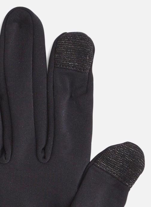 Gants Monoprix Homme GANTS FIT HOMME Noir vue portées chaussures