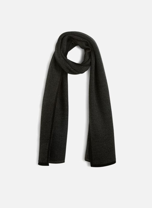 Sciarpa y foulard Monoprix Homme Echarpe chevrons Nero vedi dettaglio/paio