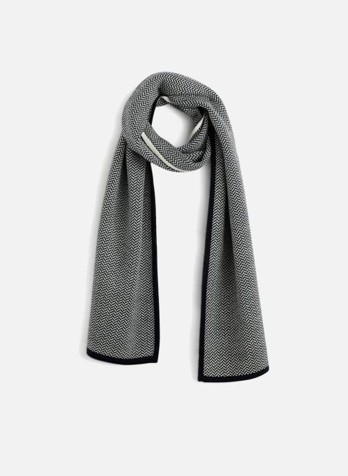 Sciarpa y foulard Monoprix Homme Echarpe chevrons Azzurro vedi dettaglio/paio