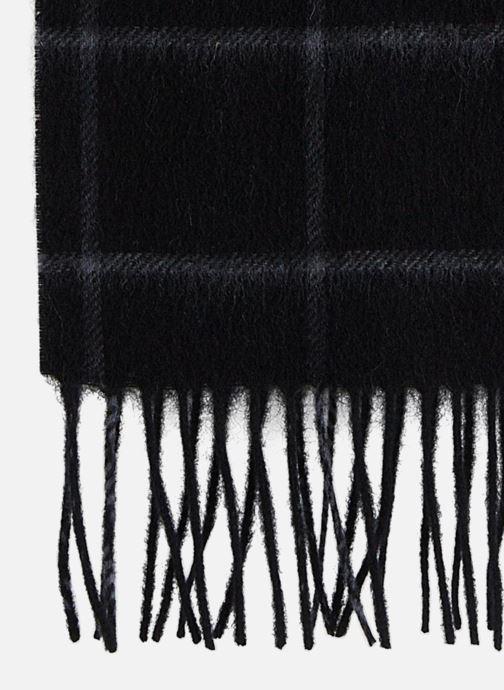 Sjaal Monoprix Homme ECHARPE LAINE Zwart voorkant