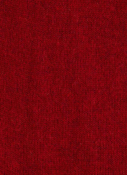 Echarpes et Foulards Monoprix Homme ECHARPE LAINE ET CACHEMIRE Rouge vue face
