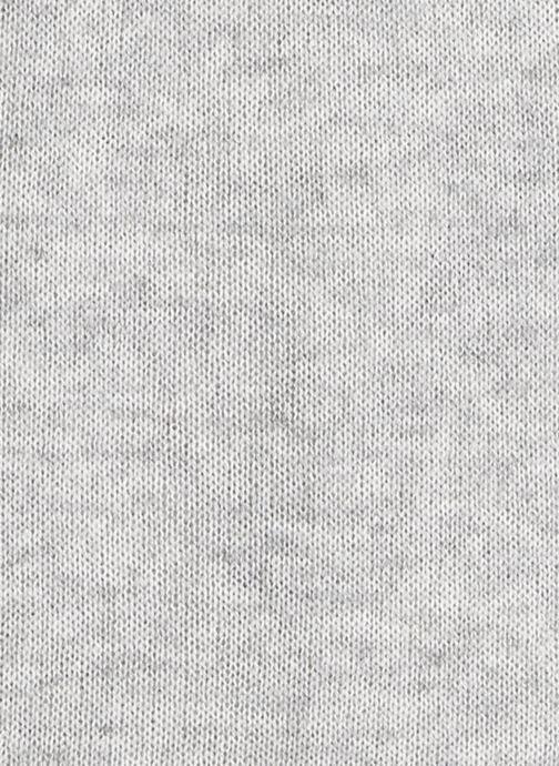 Sjaal Monoprix Homme ECHARPE LAINE ET CACHEMIRE Grijs voorkant