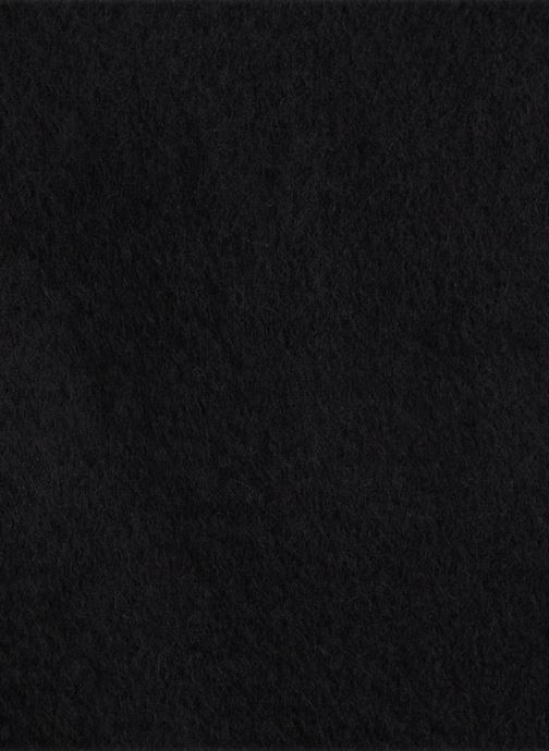 Echarpes et Foulards Monoprix Homme ECHARPE CACHEMIRE FRANGES Noir vue face