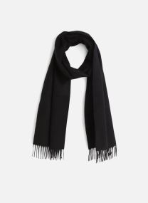 Scarf Accessories ECHARPE CACHEMIRE FRANGES