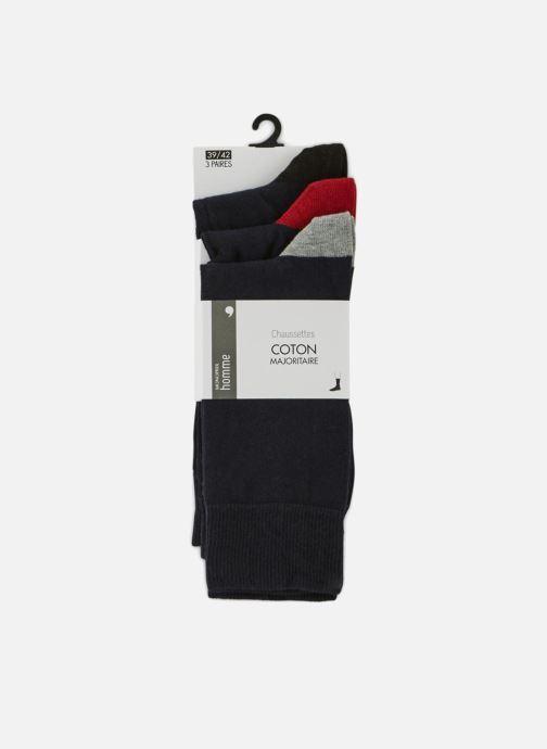Sokken en panty's Monoprix Homme CHAUSSETTE LOT DE 3 Multicolor detail