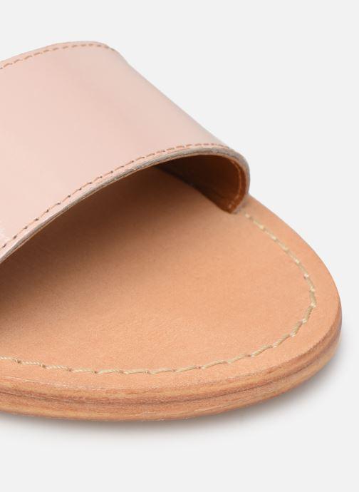 Sandalias Made by SARENZA Pastel Affair Plagettes #2 Rosa vista lateral izquierda