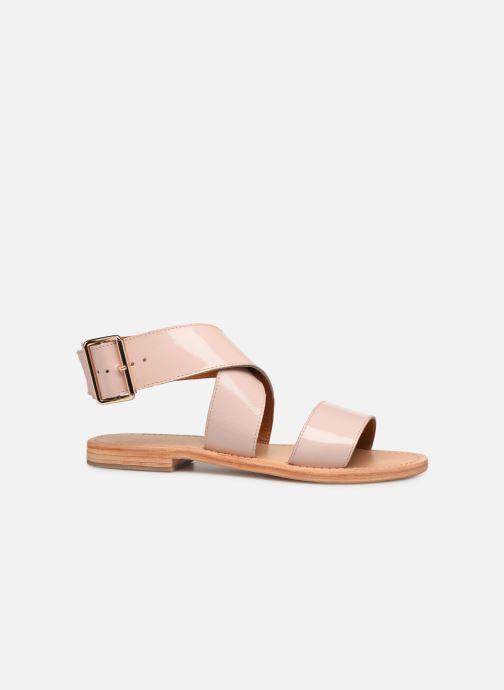 Sandales et nu-pieds Made by SARENZA Pastel Affair Plagettes #2 Rose vue détail/paire