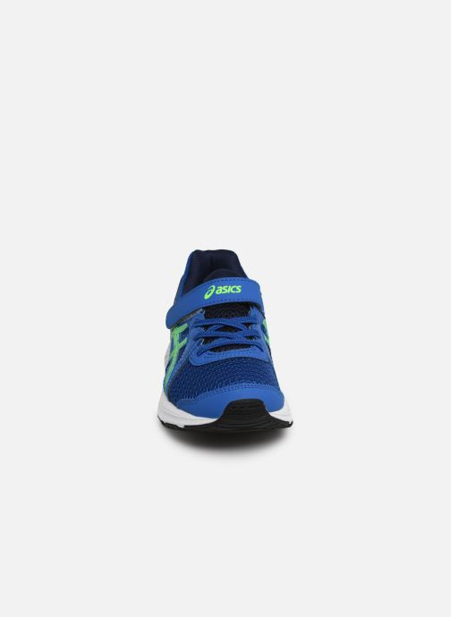 Chaussures de sport Asics Jolt 2 PS Bleu vue portées chaussures