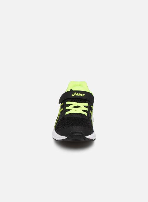 Chaussures de sport Asics Jolt 2 PS Noir vue portées chaussures