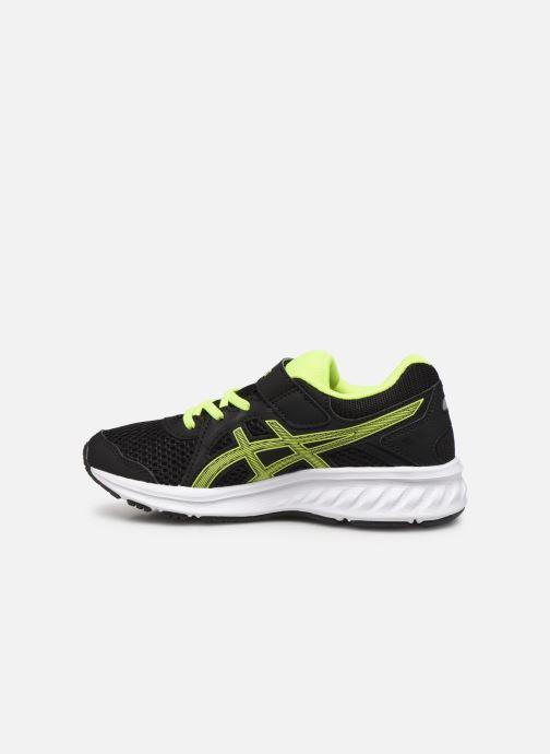 Sport shoes Asics Jolt 2 PS Black front view
