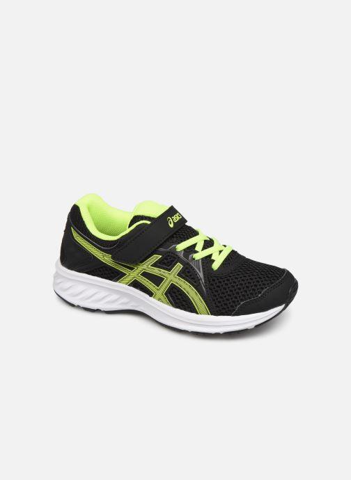 Sport shoes Asics Jolt 2 PS Black detailed view/ Pair view