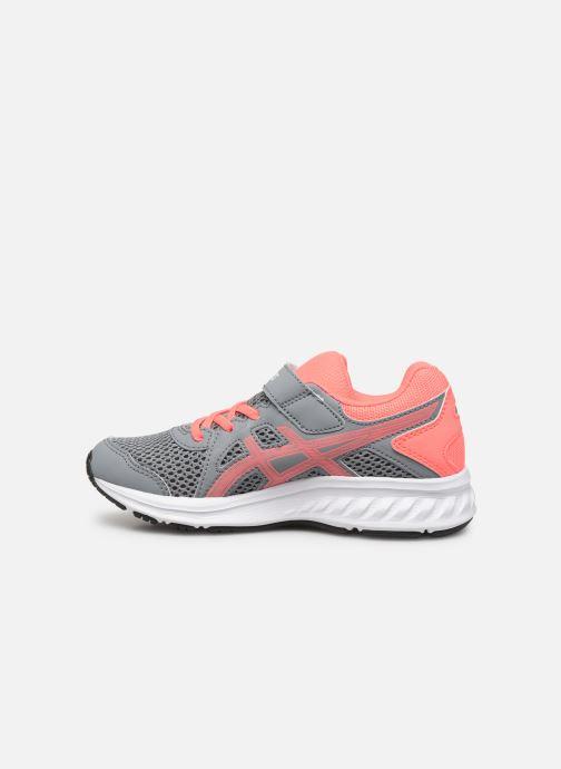 Sport shoes Asics Jolt 2 PS Grey front view