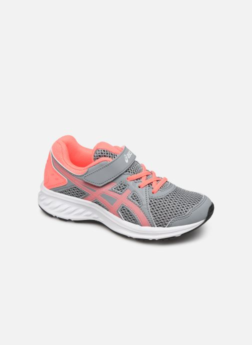 Sport shoes Asics Jolt 2 PS Grey detailed view/ Pair view