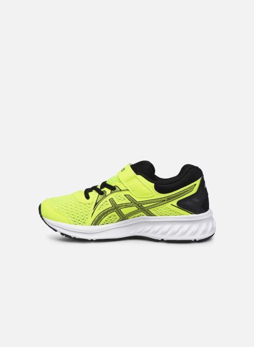 Chaussures de sport Asics Jolt 2 PS Jaune vue face