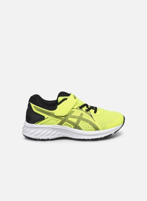 Chaussures de sport Asics Jolt 2 PS Jaune vue derrière