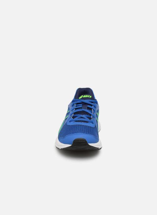 Chaussures de sport Asics Jolt 2 GS Bleu vue portées chaussures